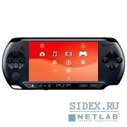 Игровые приставки Playstation PSP - E1008 Street Base Pack Black
